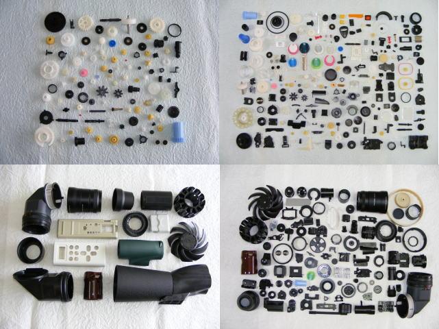 製作事例:プラスチック部品