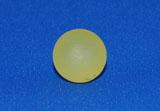 ウレタンゴムからの球状加工
