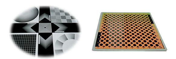 薄膜エッチングによるパターンの形成