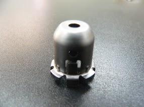 岐阜精器の精密絞り加工1