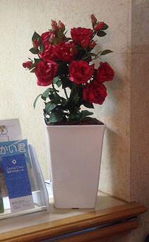 観葉植物タイプ 芳香・消臭装置