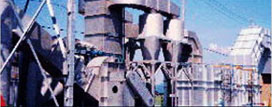 キルン式燃焼炉 ロータリーキルン