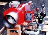 工業用ガスバーナー