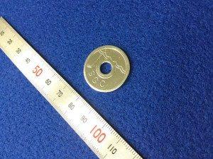 オリジナルデザイン記念コイン