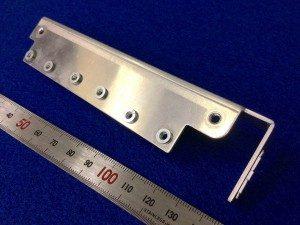 セルファスナー Captive Fastener製 同時多数打ち込み型 工程短縮