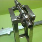ステンレス アングル筐体、旋盤加工、ロー付け加工
