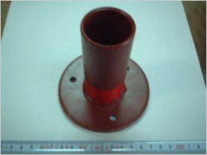 鉄 パイプ溶接加工焼付け塗装