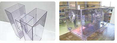塩ビ(PVC)製 水槽・タンク