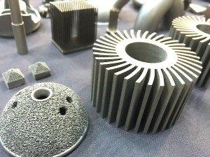 金属3Dプリンターサービス 製作事例