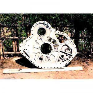 アルミ合金鋳物(砂型鋳造物)14