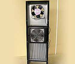 チューブコア式盤用熱交換器