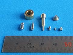 カム式自動盤 製品例