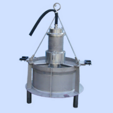 水中ばっ気撹拌装置