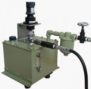 高圧微速電動ポンプ