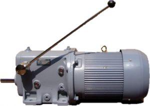 三菱モーター付 4段変速機