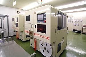 VISCO製画像検査装置搭載