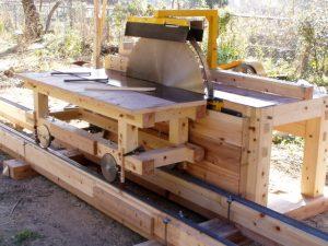 移動式製材機