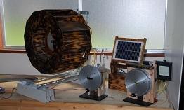 発電体験!minimal発電装置