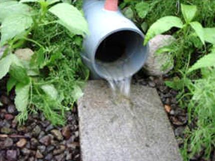 人工湿地システム