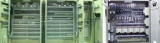 制御盤・シーケンス盤・設計・製作事例