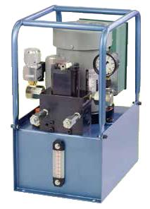 小型電動油圧ポンプUP-40Hシリーズ