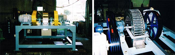 ケージミル(Cage Mill) 二重回転型粉砕機