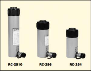 単動油圧シリンダ RC-タイプ250KN