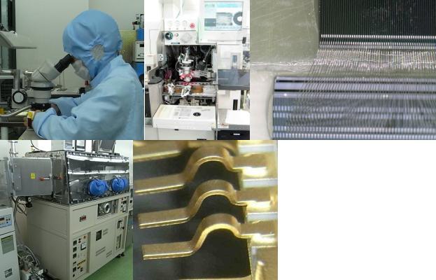 林時計工業株式会社【電子デバイス事業部】製造工程