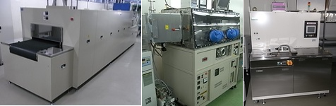 林時計工業株式会社の設備