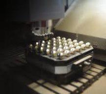 チョコレート成形機