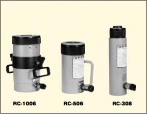 単動油圧シリンダ RC-タイプ300KN~1000KN