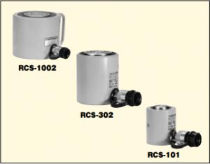 単動油圧シリンダ RCS-タイプ 100~1000KN 重量物持上用シリンダ