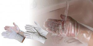 透湿防水・防滴手袋