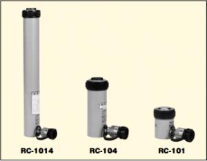 単動油圧シリンダ RC-タイプ100KN