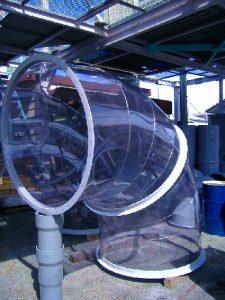 風量調節機器及び塩ビダクト類