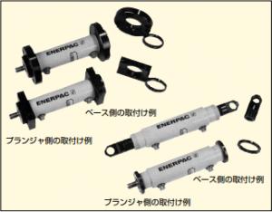 複動油圧シリンダ BRD-タイプ シリンダ用アクセサリ