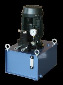産業用電動油圧ポンプUP-223Hシリーズ