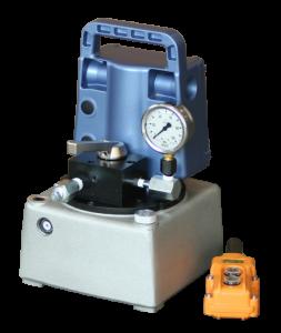 小型電動油圧ポンプUP-45SVシリーズ