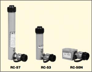 単動油圧シリンダ RC-タイプ45KN