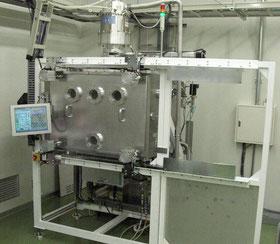 大型ロールTOロール CVD装置