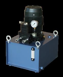 産業用電動油圧ポンプUP-73Hシリーズ