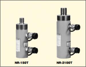 複動油圧シリンダ NR-タイプ 100~500KN