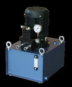 産業用電動油圧ポンプUP-153Hシリーズ