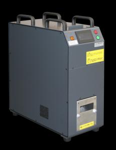 プロフェッショナル 電子記録メディア複合破壊機DB-60HB-WH