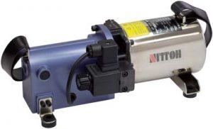 超小型電動油圧ポンプ