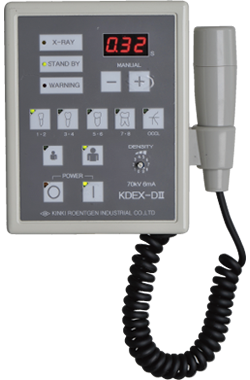 自己整流方式 デンタル(口内法)X線装置 KDEX-SⅡ