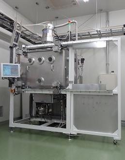 ICP-CVD装置 - ロールtoロール