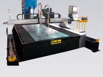 ProArc社製高機能CNC切断機