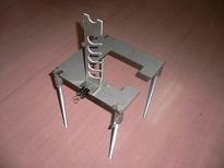 トンボ玉製作用治具