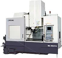 玉川精密 製作事例 加工機械